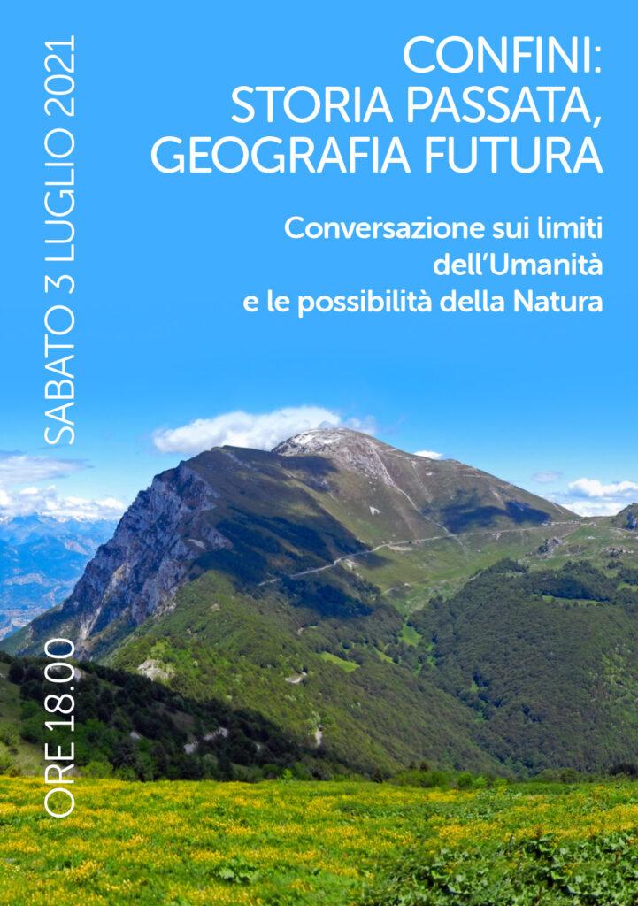 confini storia passata geografia futura