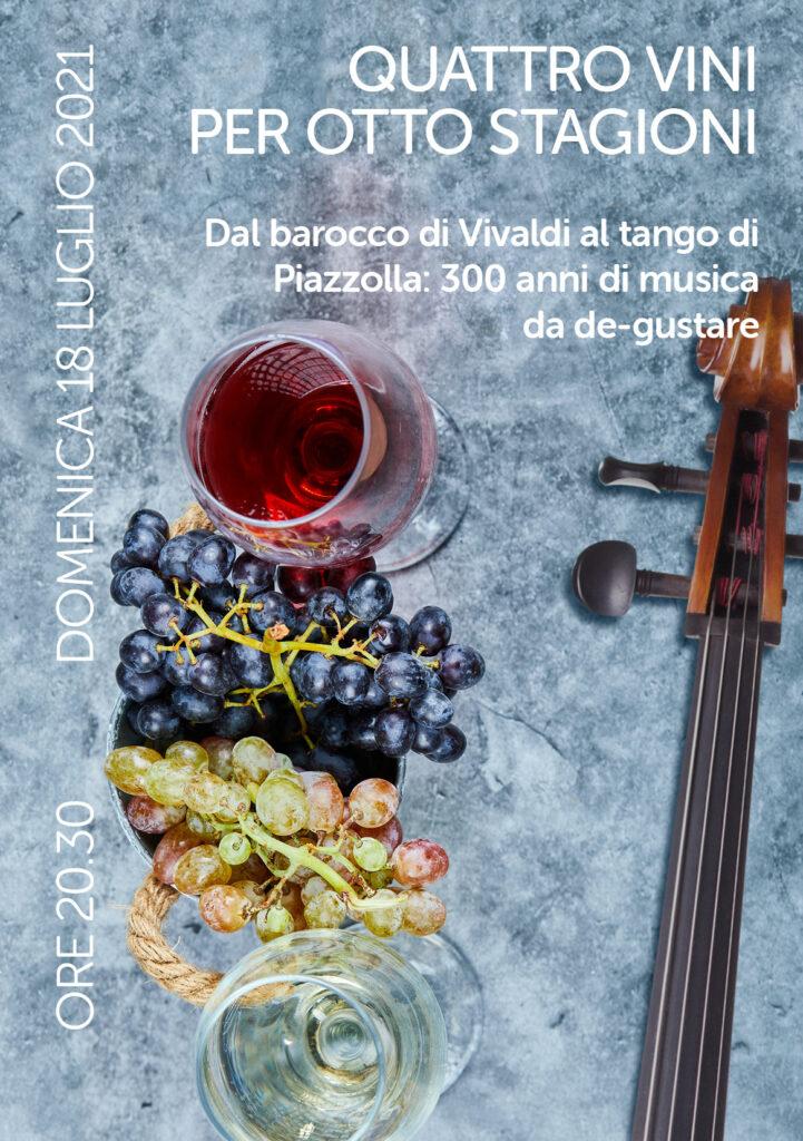 quattro vini per otto stagioni